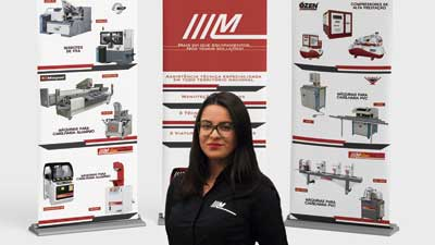 Picture of Cláudia Oliveira - Dep. Administrativo