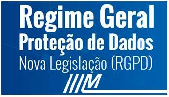 Nova Legislação RGPD