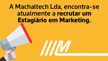 Vaga para Estagiário/a em Marketing.